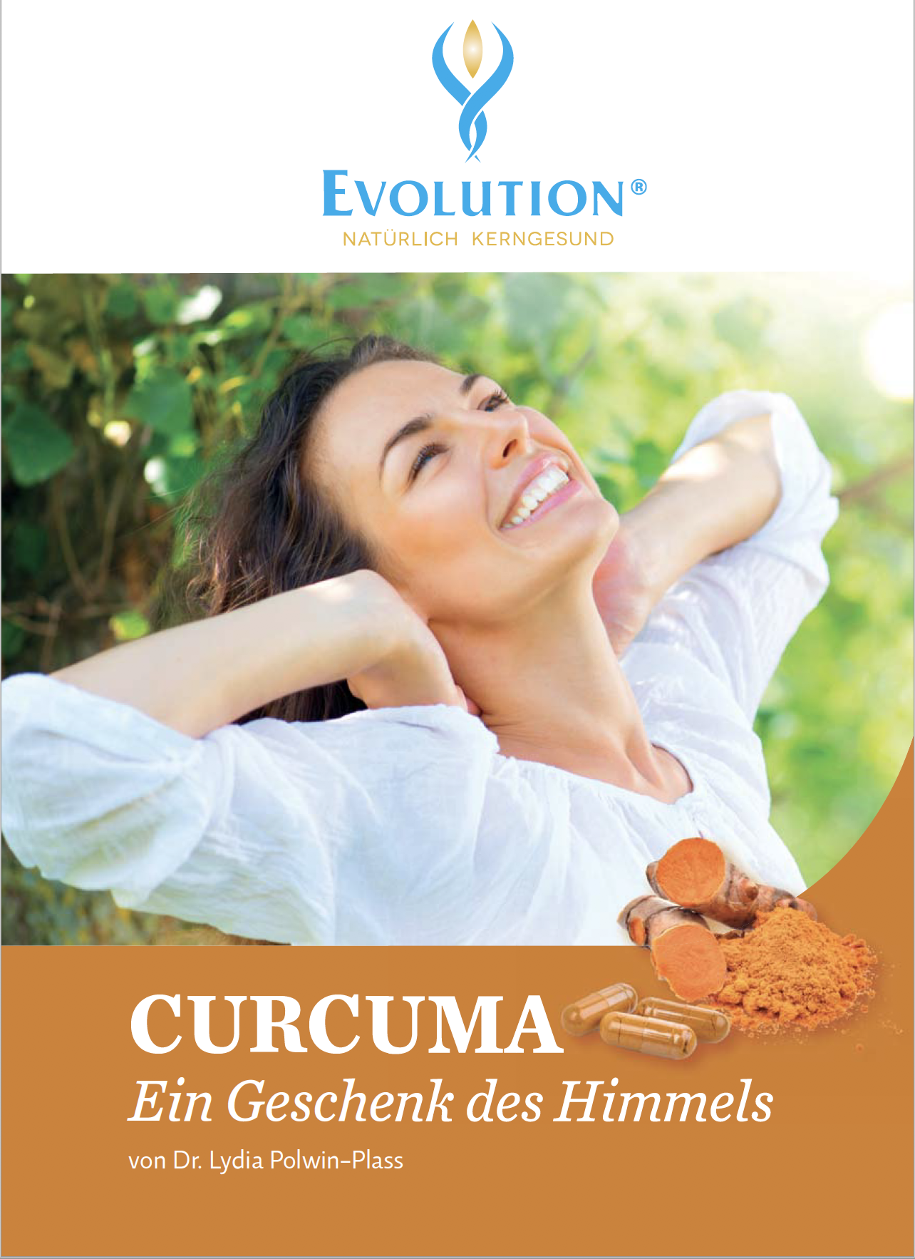 Broschüre Curcuma Ein Geschenk Des Himmels Dr Lydia